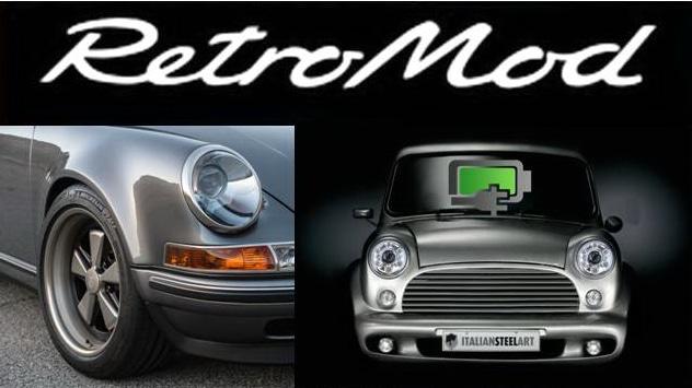 RetroMod Cars Button
