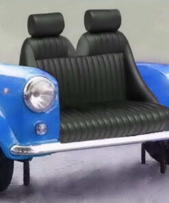 mini couch sport baby blue