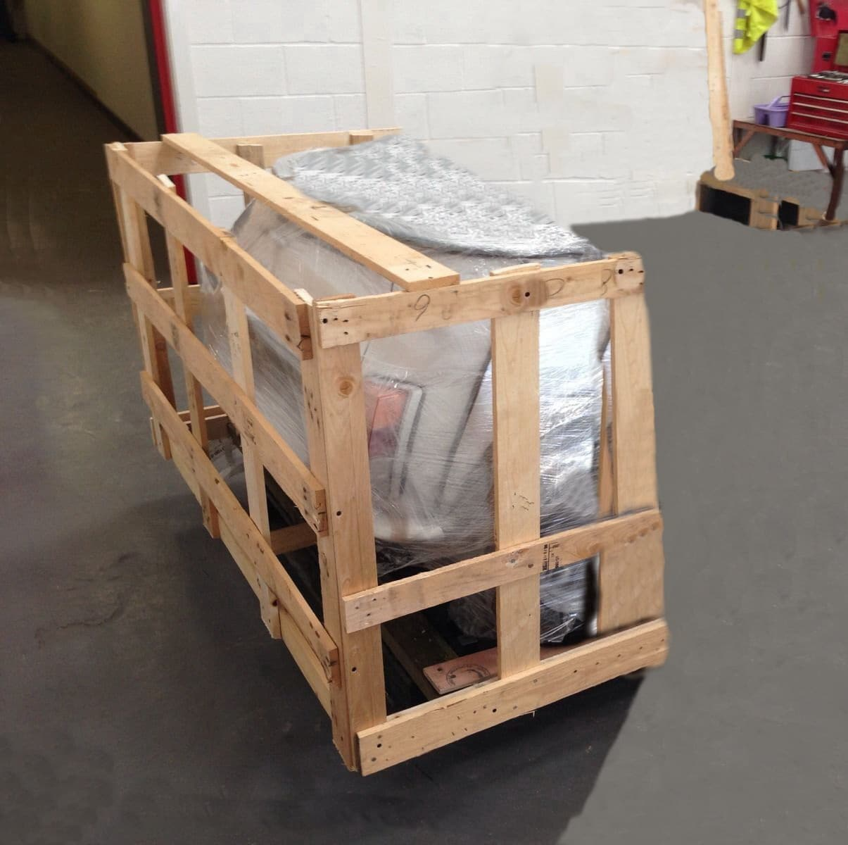 MiniCabinet Shipping Package