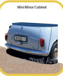 Mini Minor Cabinet Cielo