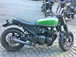 Kawasaki 750 Conversion side
