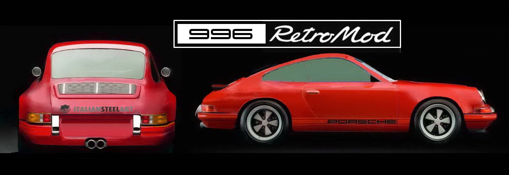 996 retromod side right BANNER YP