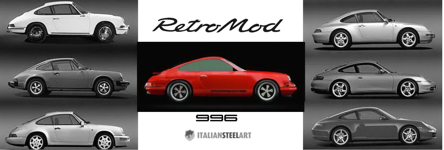 996 retromod side right BANNER YY