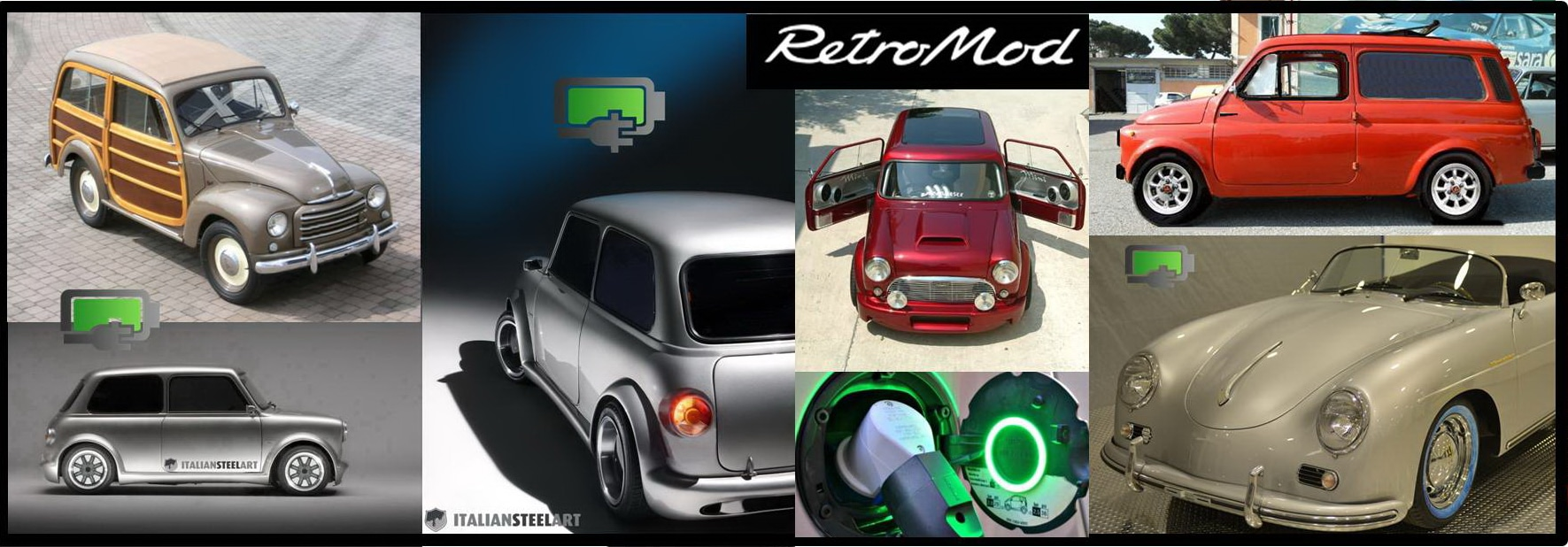 Banner retromod electric