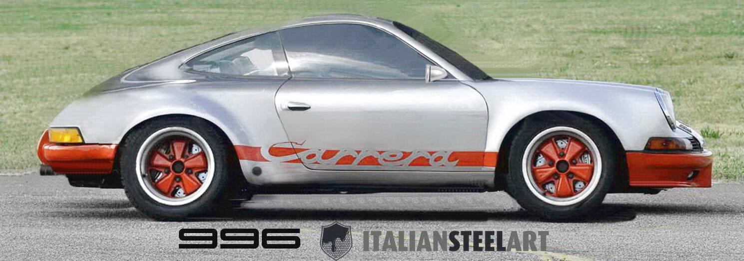 Silver 996 RetroMod