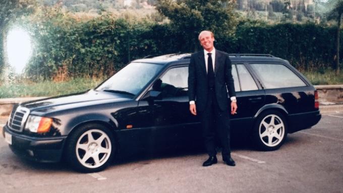 Mercedes 500TE 1993