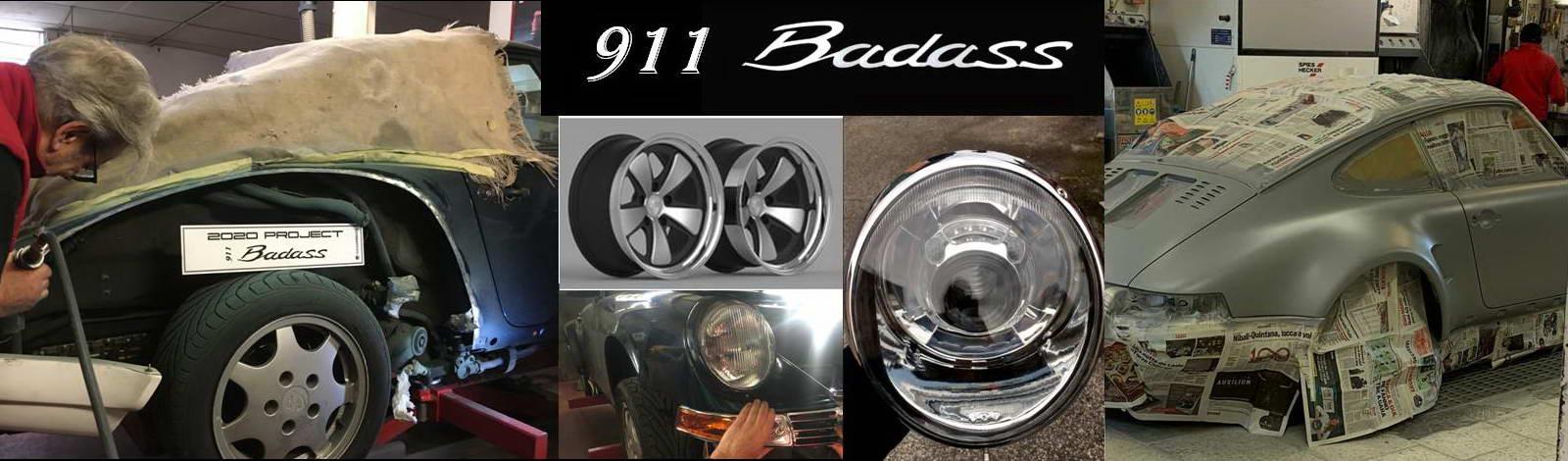 banner porsche 911 Badass 2