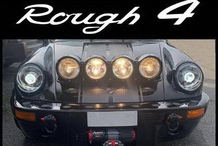 Icon Porsche rough 4