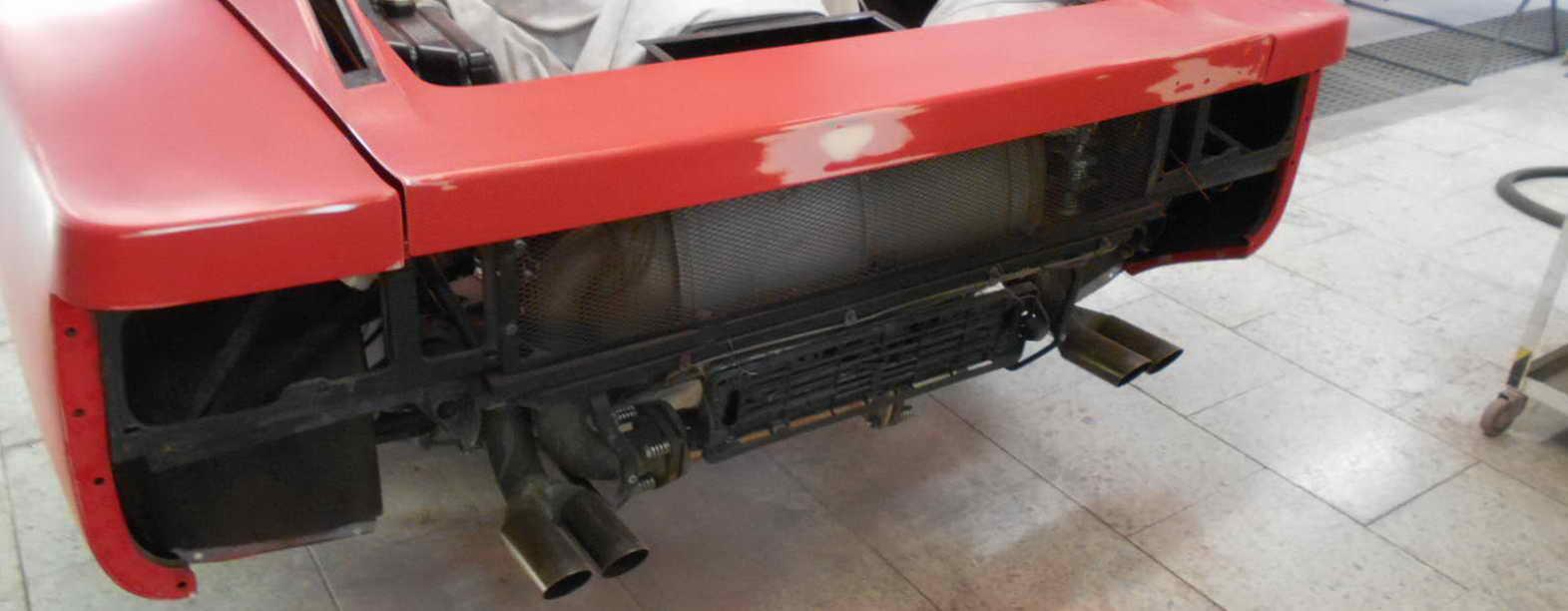 Ferrari Testarosssa restoration banner 3