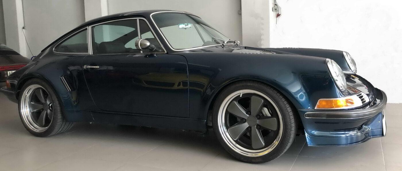 Porsche 964 Badass garage 2