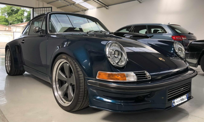 Porsche 964 Badass garage 3