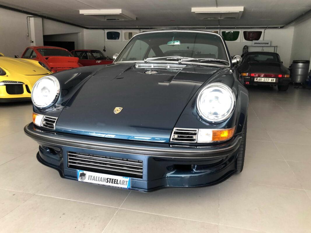 Porsche 964 Badass garage 4