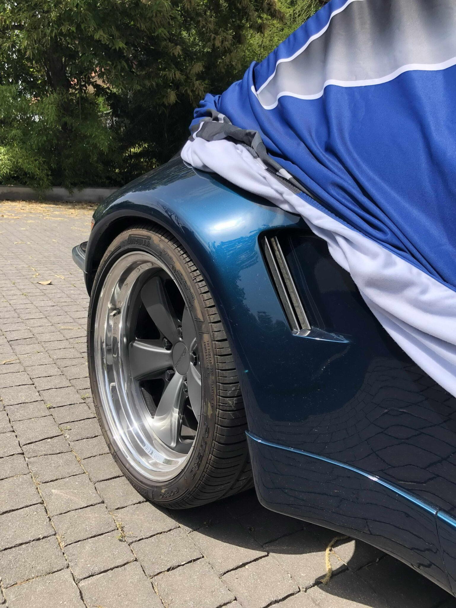 Porsche 964 Badass quarter rear
