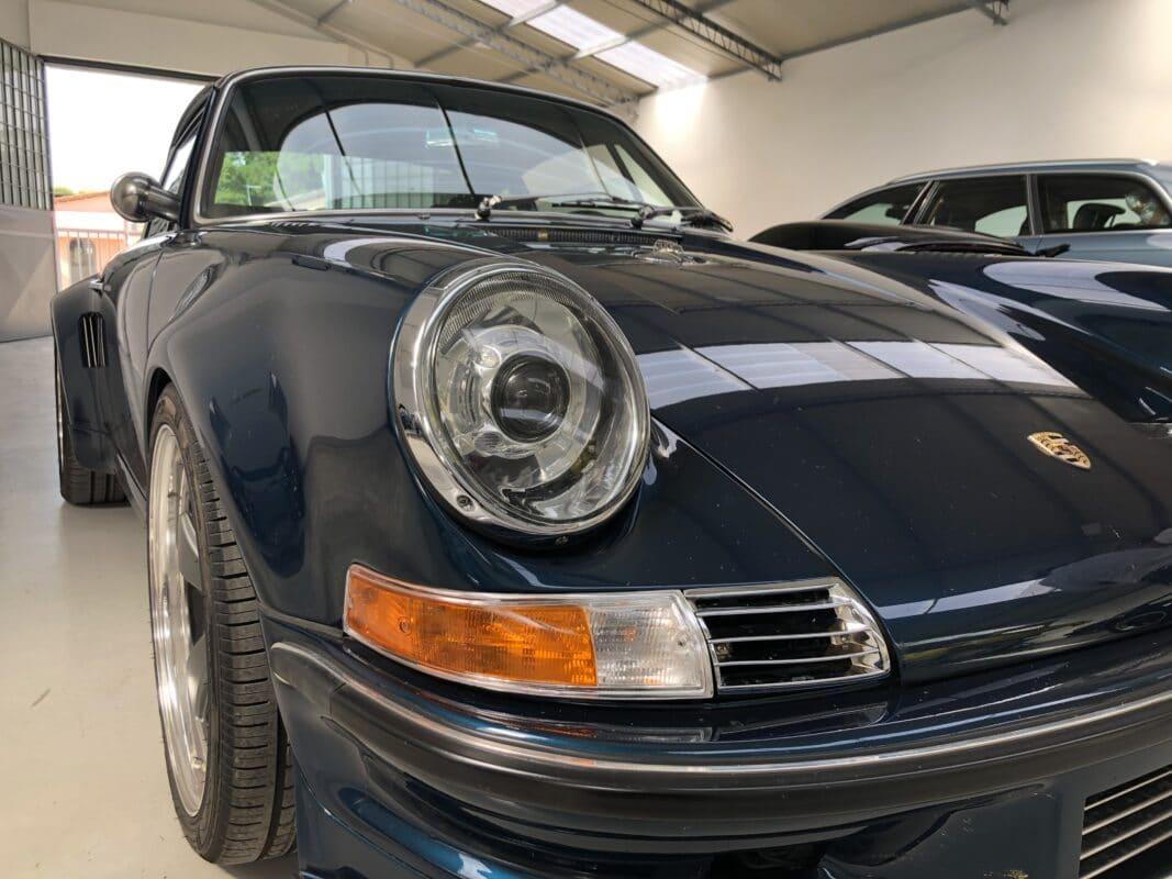 Porsche 964 Badass front