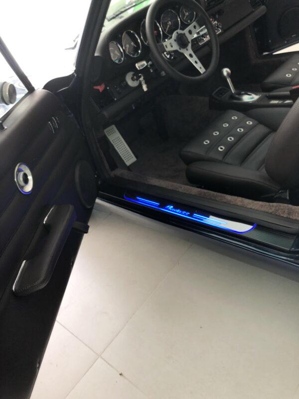 Porsche Badass open door