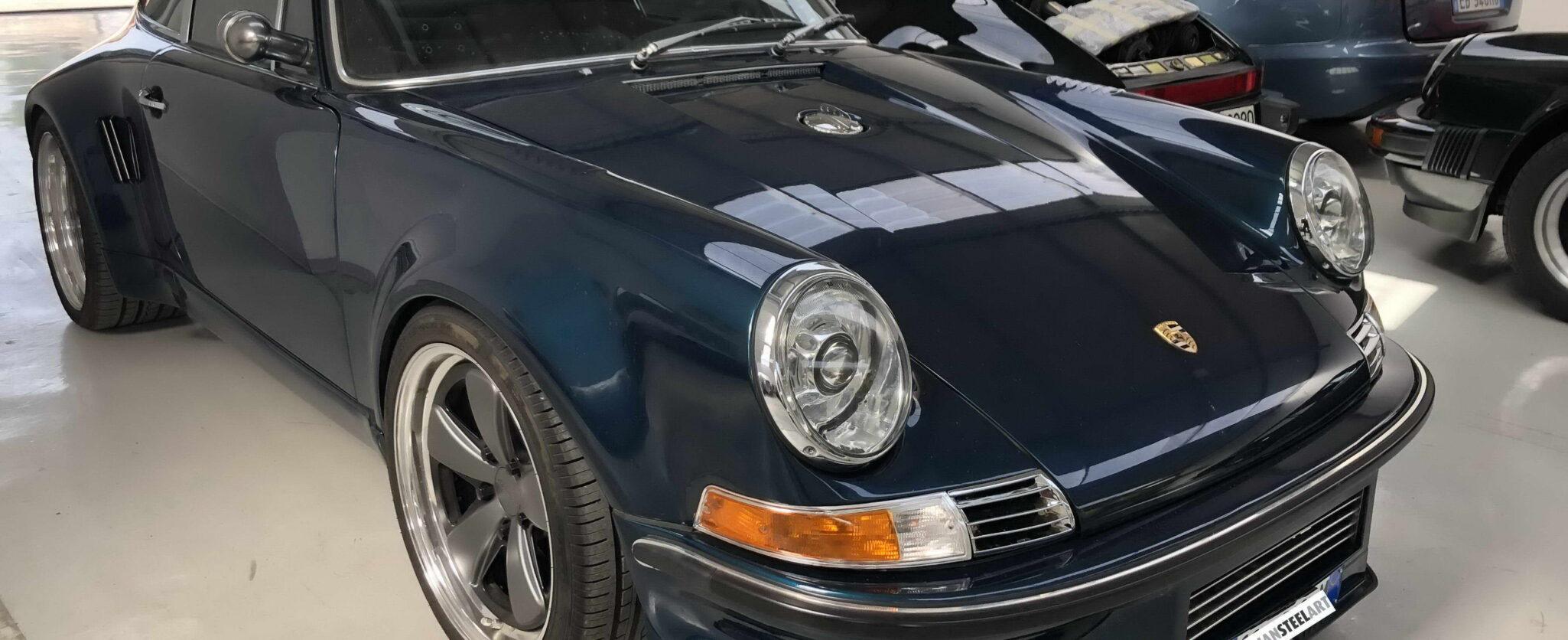 Porsche Badass side slider