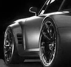 Porsche FutureMod Backside