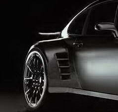 Porsche FutureMod rea side