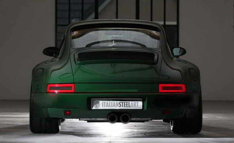 Ruf tail after