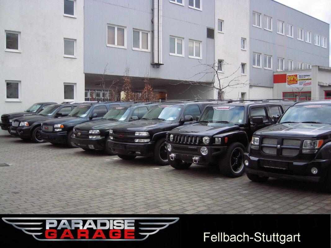 expo paradise garage