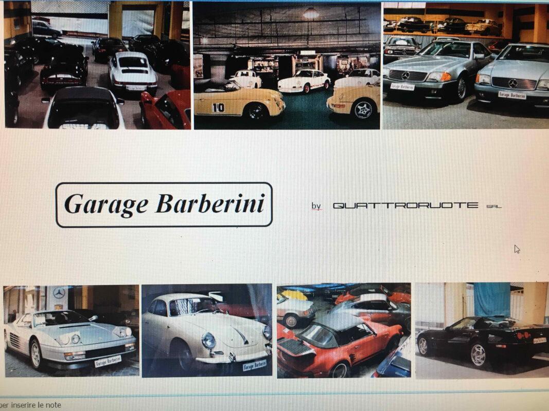 Garage Barberini 1
