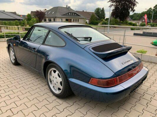 Porsche 964 badass