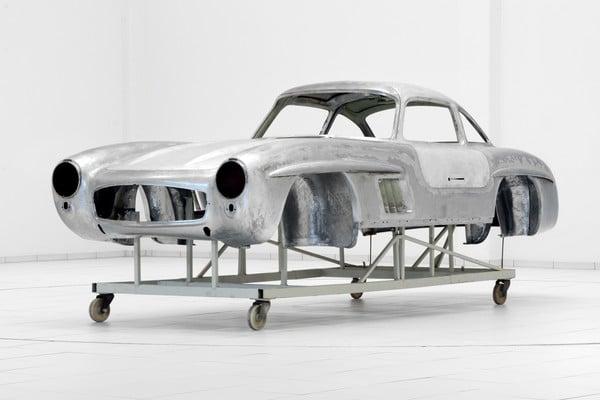 Mercedes Benz 300 gullwing shell