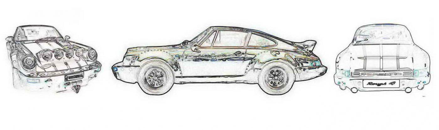 Porsche-964-Rough-4 sketch banner