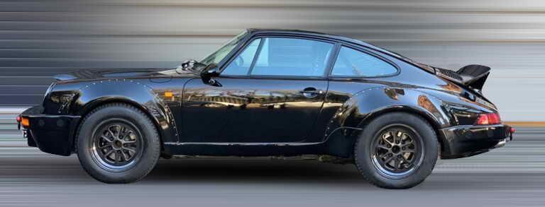 Porsche 964 Rough4 side left