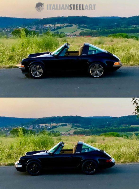 Porsche 964 Targa Badass side2
