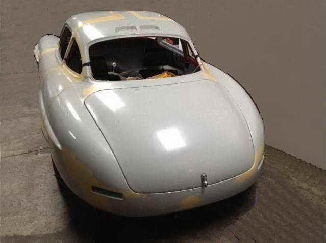 Mercedes 300 sl gullwing built 2