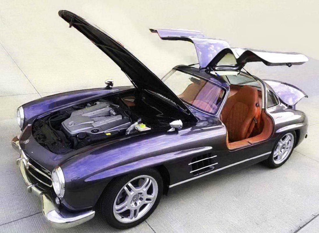 Mercedes 300SL-SLK Body-6